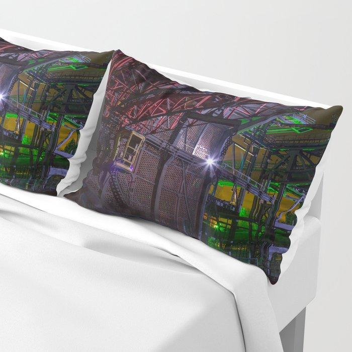 Lost Places Pillow Sham