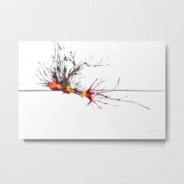 My Schizophrenia (13) Metal Print