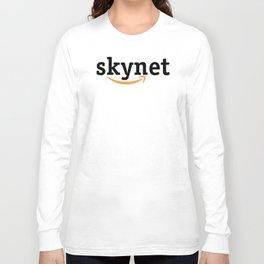 Amazon is Skynet Long Sleeve T-shirt