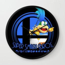Larry - Super Smash Bros. Wall Clock