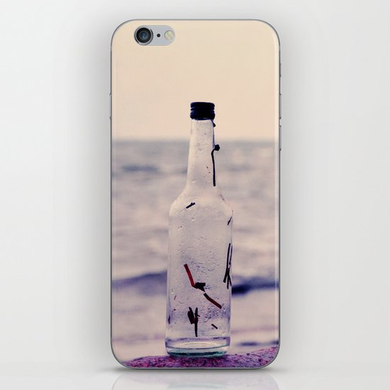 write me please.. iPhone & iPod Skin