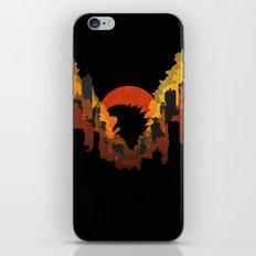 Godzilla iPhone & iPod Skin