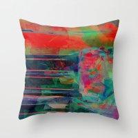 amsterdam Throw Pillows featuring Amsterdam by Fernando Vieira