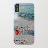 honda iPhone & iPod Cases featuring Bahia Honda by Ellen Turner