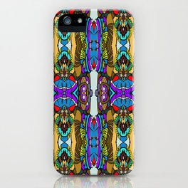 PatterNFunYAY iPhone Case