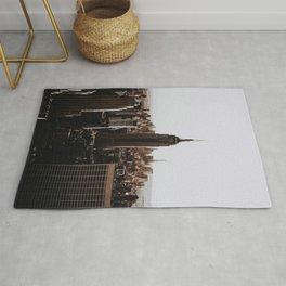 Rockefeller Center / New York City Rug