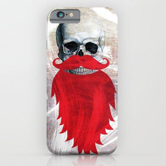 Beard Skull iPhone & iPod Case