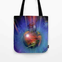 Our world is magic - Freedom Tote Bag