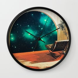 'Future Interiors' Wall Clock