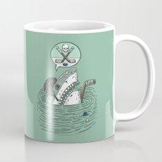 The Enforcer Shark Mug
