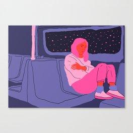 Spleen Canvas Print