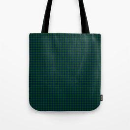 Montgomery Tartan Tote Bag