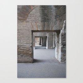 Ancient Doorways Canvas Print