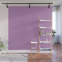 Violet Wall Mural