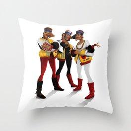 Push it Throw Pillow