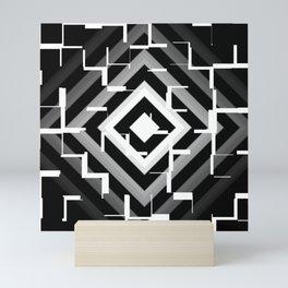 Seismic Mini Art Print
