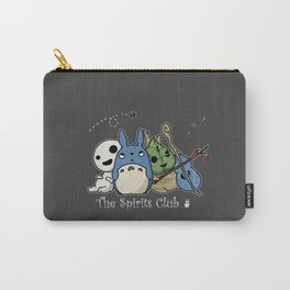 The Spirits Club Carry-All Pouch