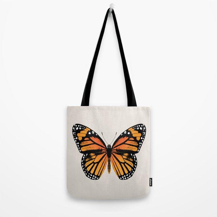 Monarch Butterfly | Vintage Butterfly | Umhängetasche