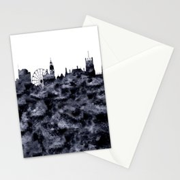 Sheffield Skyline Great Britain Stationery Cards