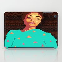 girly iPad Cases featuring Girly by UnifiedGlory