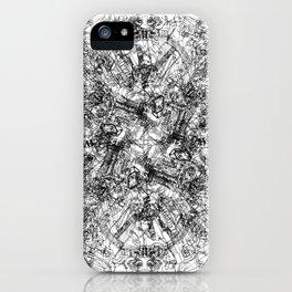 CPU (Dark T-shirt Version) iPhone Case