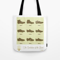 The Evolution of the Boot Tote Bag