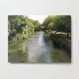 Salisbury Stream Metal Print