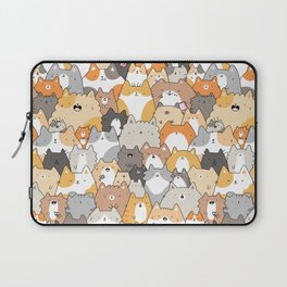 Cats, Kitties and a Spy Laptop Sleeve