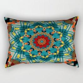 Spiral Mind Rectangular Pillow
