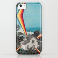 Rainbow House Slim Case iPhone 5c