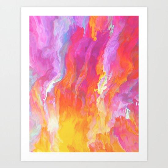 Or Ikraam Art Print