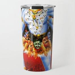 Hindu Kali 15 Travel Mug