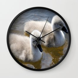 My Brother Jake Wall Clock