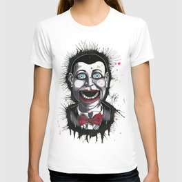 The Horror of Billy the Doll T-shirt