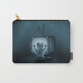 Tune in Poltergeists Carry-All Pouch