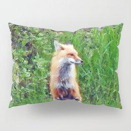 Foxy Pillow Sham