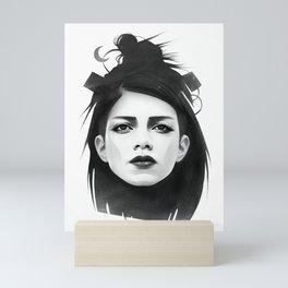 undone Mini Art Print