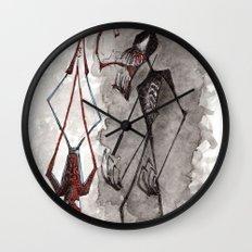 Arch Nemisis Wall Clock