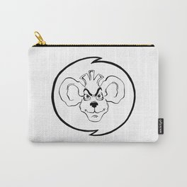Crazy Rat Carry-All Pouch