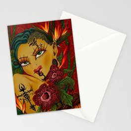 Bohemian Queen Stationery Cards
