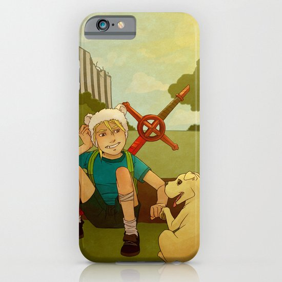 What Time Is It? iPhone & iPod Case