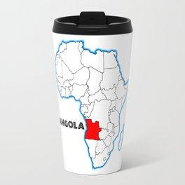 Angola Travel Mug