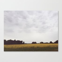 Getting there Canvas Print