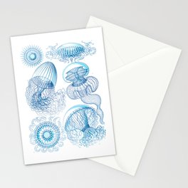 Jellyfish - Ocean Art Stationery Cards