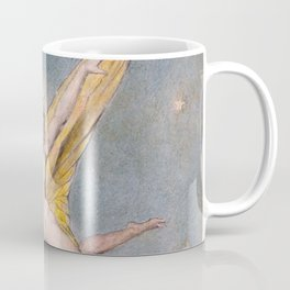"William Blake ""Night Startled by the Lark"" Coffee Mug"