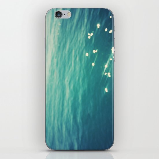 Sparkling Waters iPhone Skin
