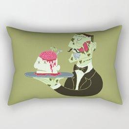 Brain Food Rectangular Pillow
