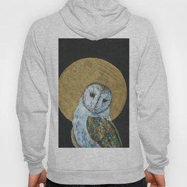 Sainted Owl Hoody