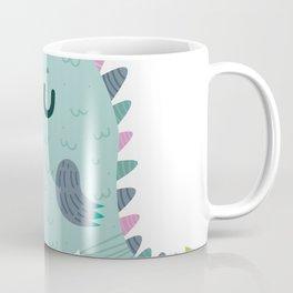 Letter A Coffee Mug