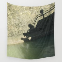 Falling into the Water #moods #buyartprints #society6 Wall Tapestry